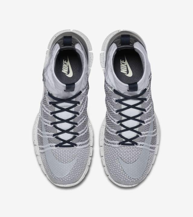 Nike Free Mercurial Superfly 'Pure Platinum'. Nike SNKRS