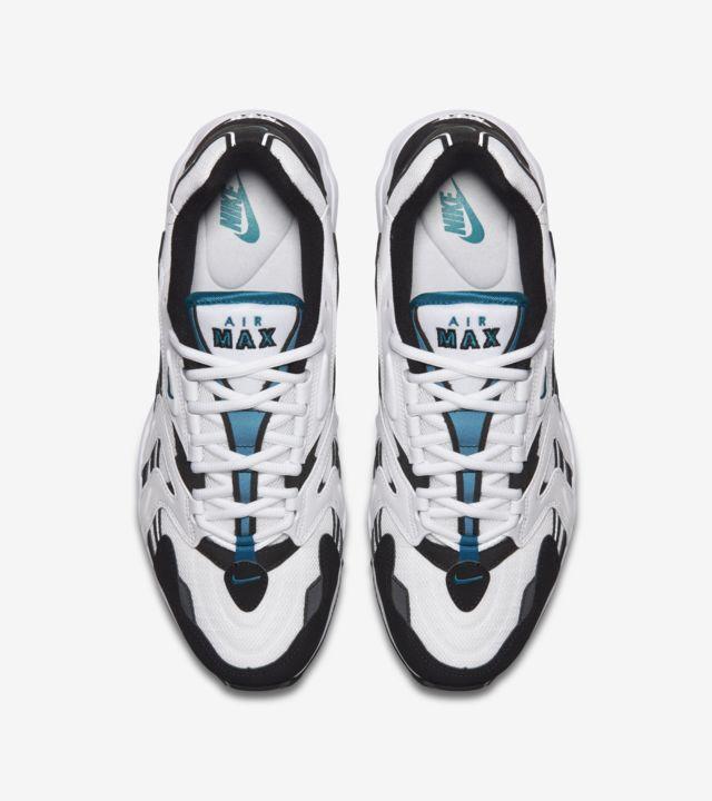 Nike Air Max 96 2 XX Modern Max 'White, Teal & Black'. Nike