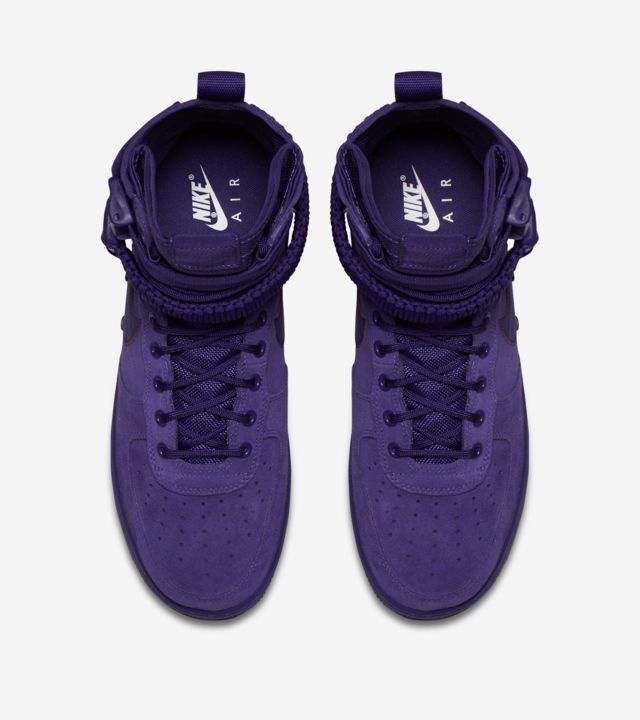 Nike SF AF 1 'Court Purple' Release Date. Nike SNKRS
