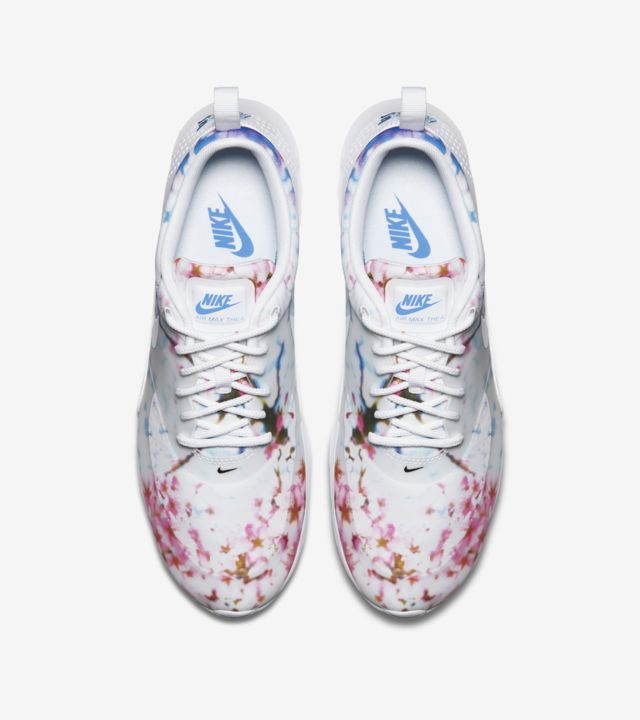 nike air max thea cherry blossom