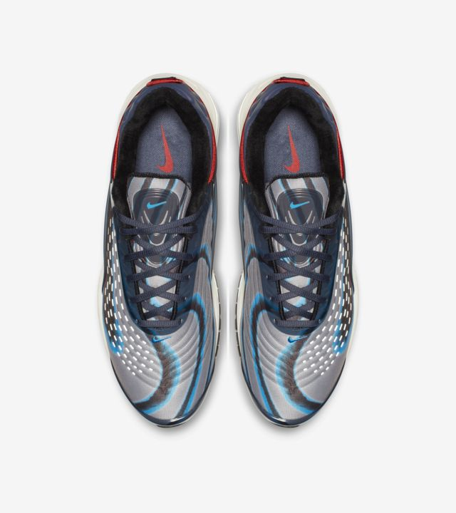 Nike Air Max Deluxe 'Thunder Blue & Wolf Grey & Black