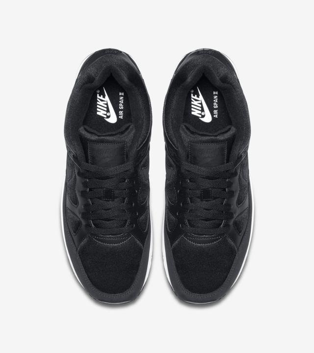 Nike Air Span 2 'Black & White' Release Date. Nike