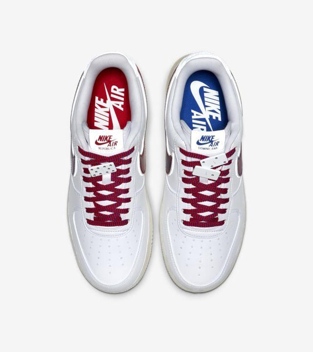 Nike Air Force 1 De Lo Mio BQ8448 100 Release Date SBD