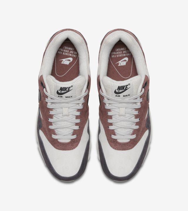 Nike Air Max 901 Red Sepia Womens
