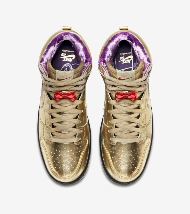 Nike SB Dunk High x Humidity