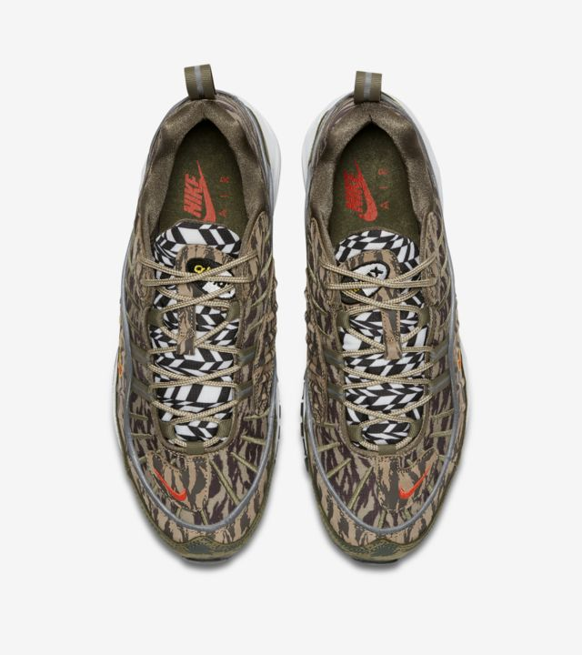 Release Date: Nike Air Max 98 All Over Print Camo
