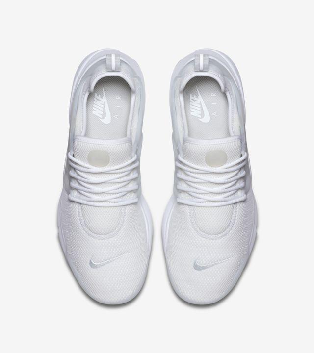 Women's Nike Air Presto 'White & Pure Platinum' Release Date