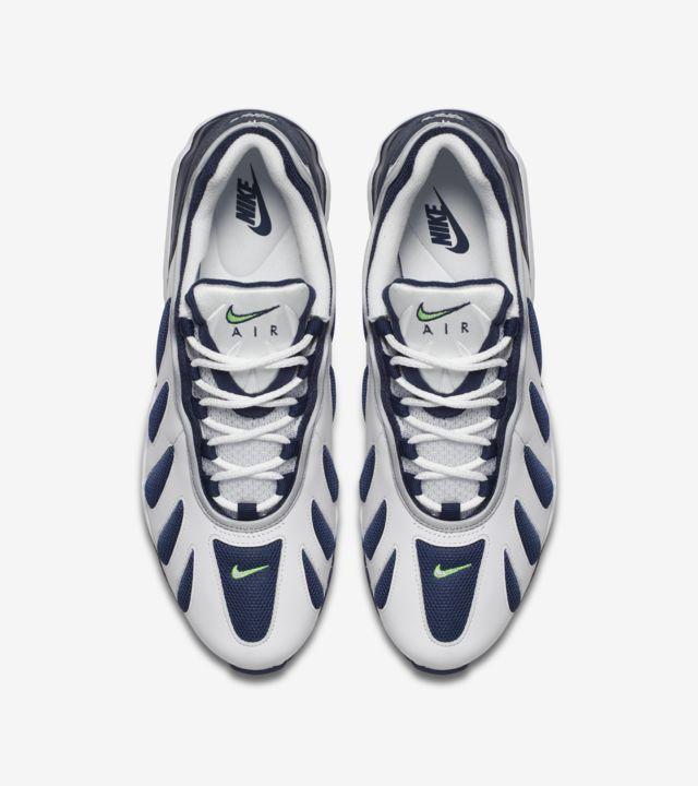 Nike Air Max 96 XX 'Scream Green'. Nike SNKRS