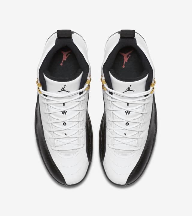 Air Jordan 12 Retro Taxi Release Date Nike Snkrs