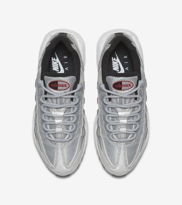 Nike Air Max 95 Metallic Silver Donna. Nike SNKRS IT
