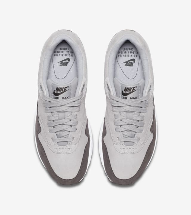 Nike Women's Air Max 1 Premium 'Wolf Grey & Metallic