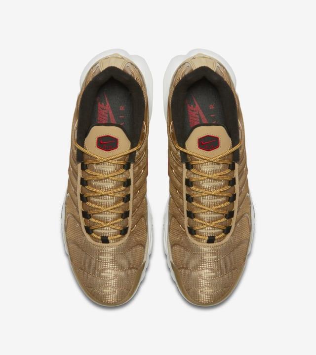 Nike Air Max Plus Metallic Gold 903827 700 Sneaker Bar Detroit