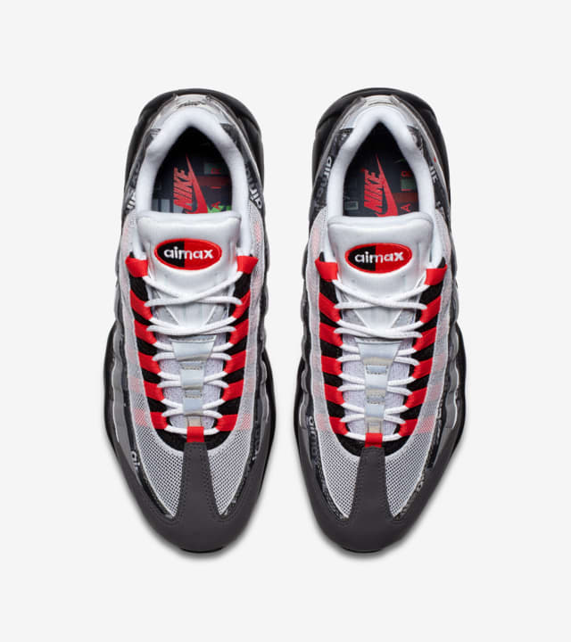 provocar Merecer vino  Nike Air Max 95 Atmos 'We Love Nike' Release Date. Nike SNKRS