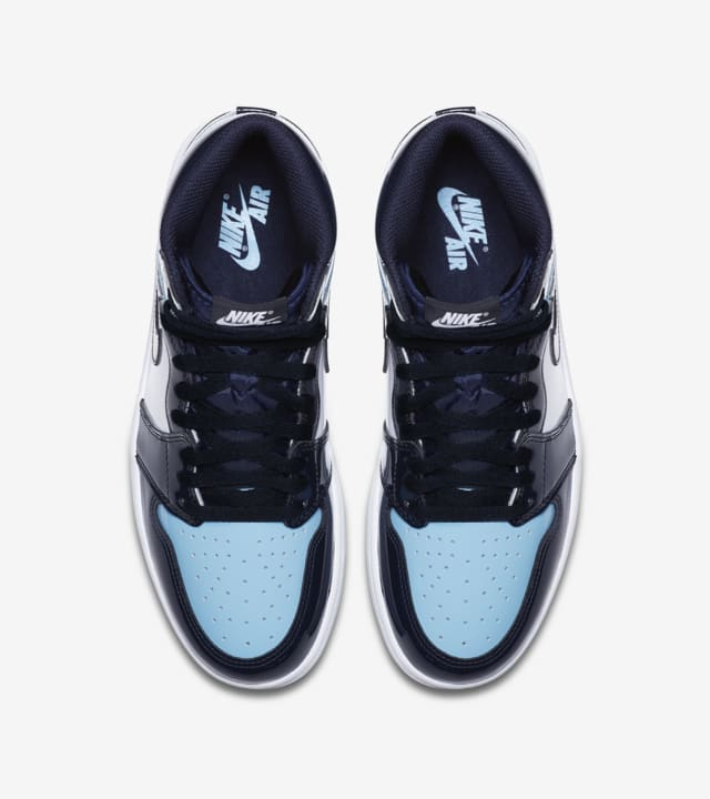 air jordan 1 obsidian blue chill