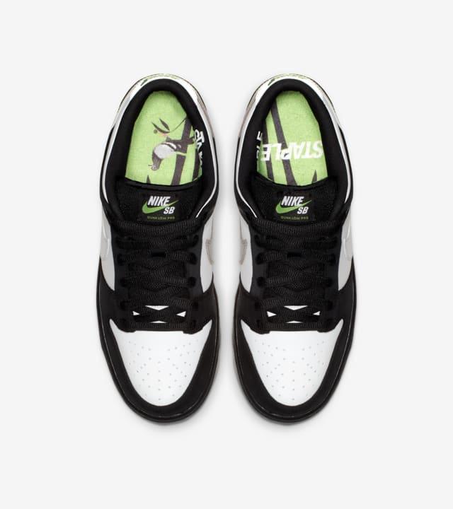 Het verhaal achter het design: SB Dunk x Staple. Nike SNKRS NL