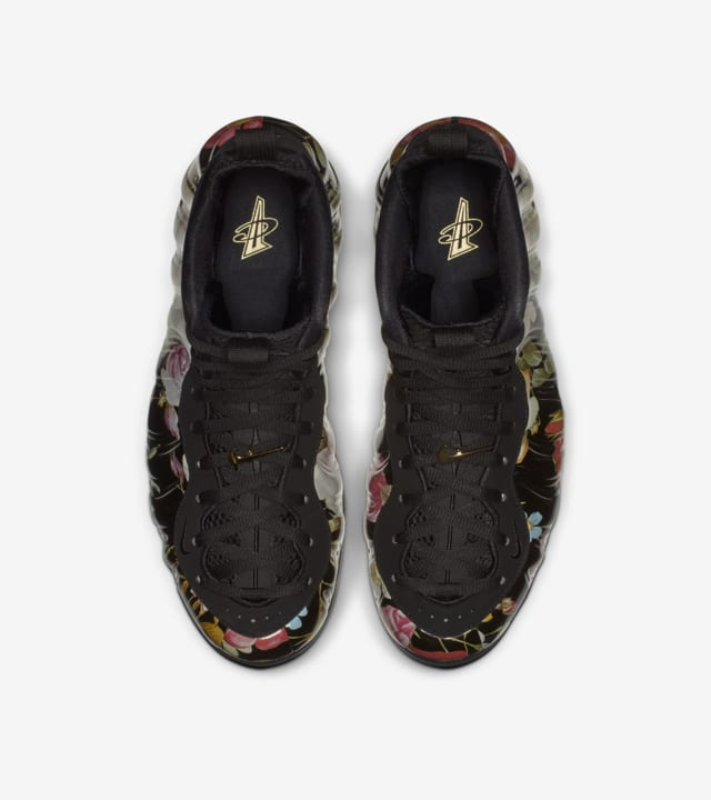 the latest sneakers The Nike Air Foamposite One Abalone ...