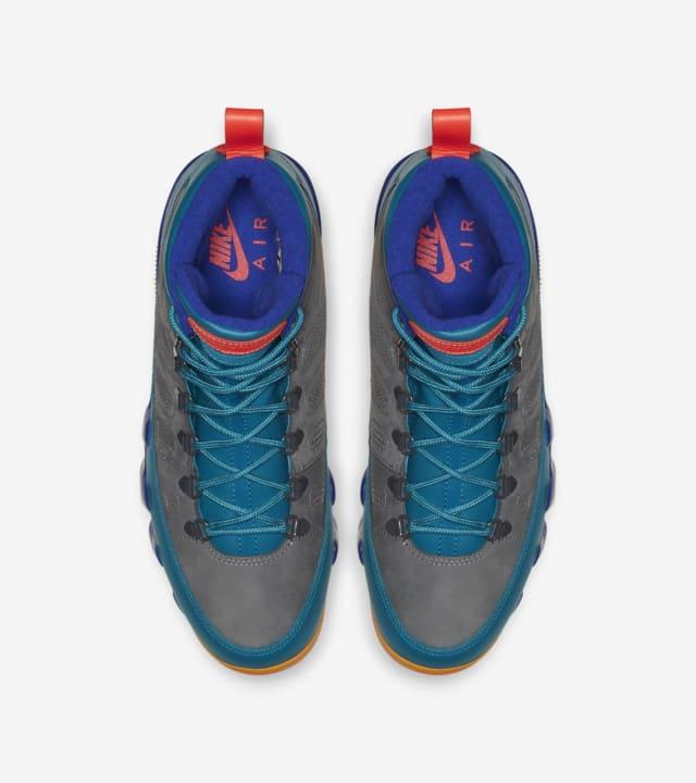 Air Jordan 9 Boot 'Green Abyss \u0026 Dark