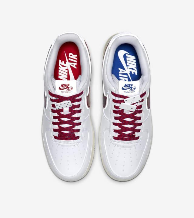 fondo vistazo cero  Nike Air Force 1 'De Lo Mio' Release Date. Nike SNKRS