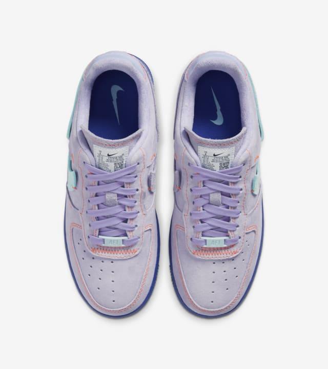 air force 1 lxx pour femme purple agate