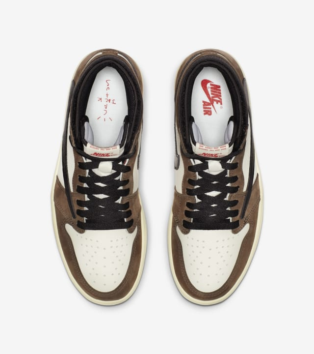 Air Jordan 1 High 'Travis Scott