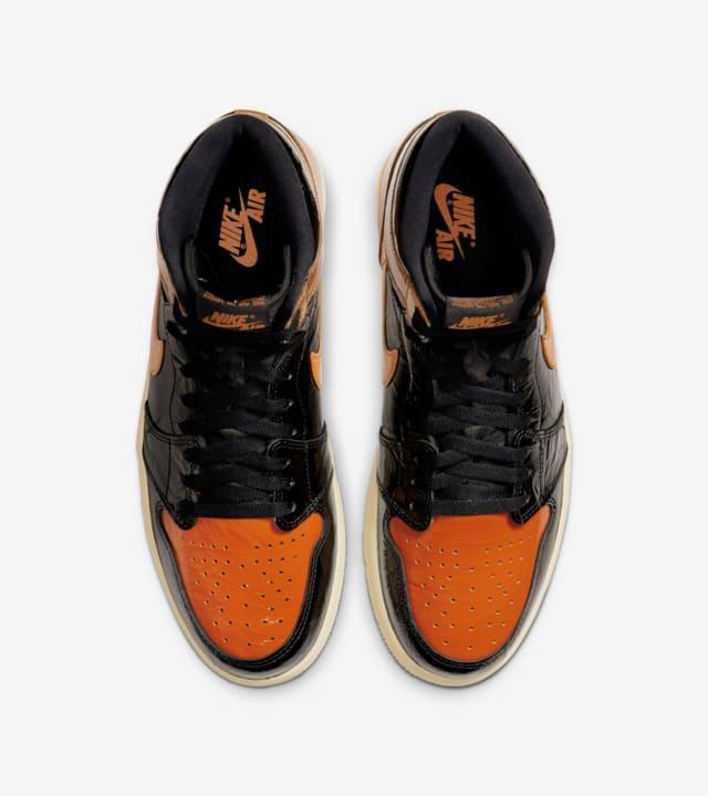 Air Jordan 1 'BlackOrange' Release