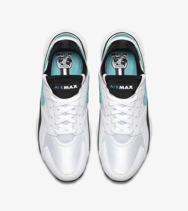 Negar Podrido bicapa  Nike Air Max 'White & Sport Turquoise' Release Date. Nike SNKRS