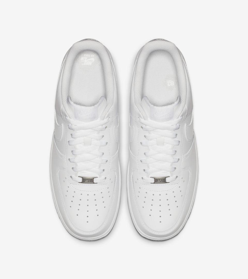Force White'NikeSnkrs Air 'triple Nike 1 Low uF3K1JlTc