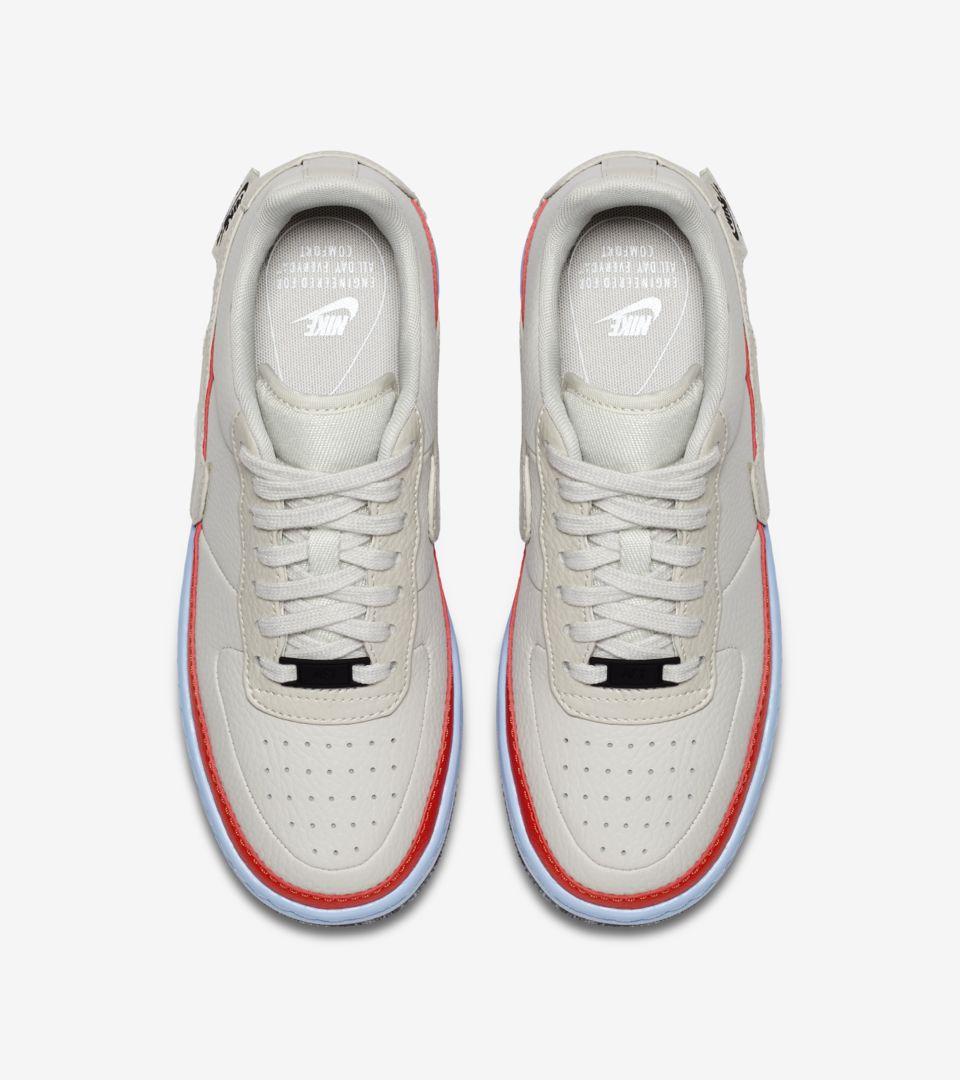 1 Women's Reimagined Nike Release Jester 'light Bone' Force Air Xx vmgIfYb76y