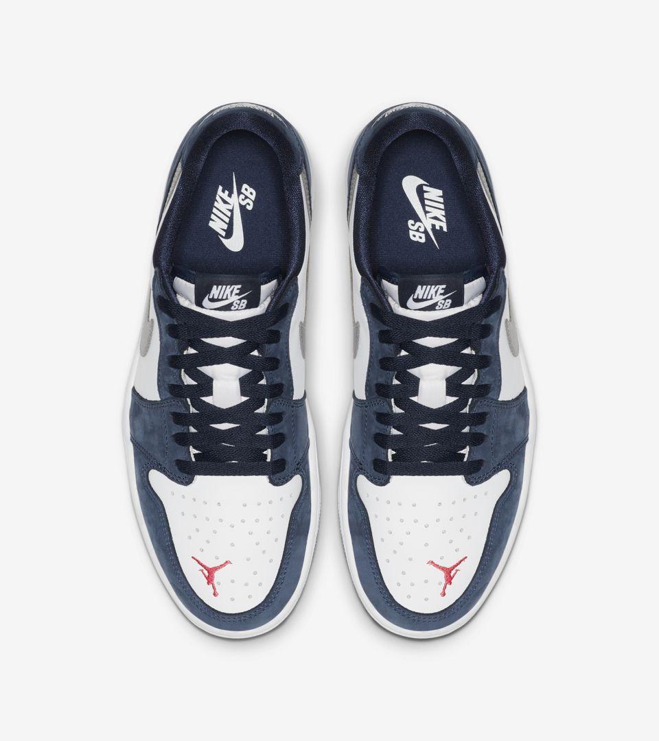 Air X Low Release Jordan Sb I 'midnight DateNike Navy' lu1c5TFKJ3