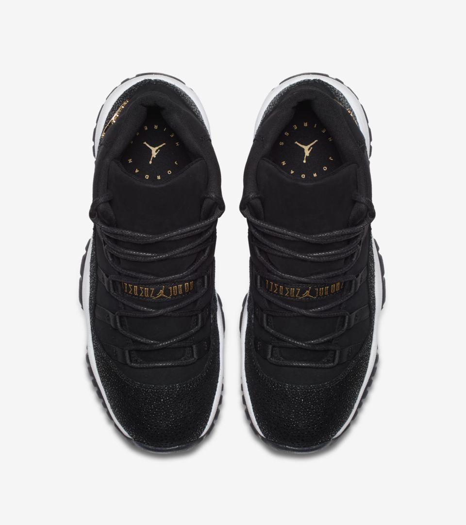 Black 2017Air Jordan 11 DateNikeSnkrs Friday Release 'heiress' Ajc34S5RqL