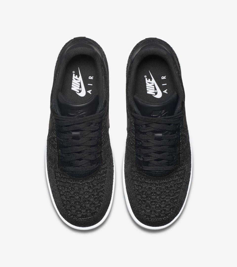 Force Nike Date Air Release Low 1 Ultra Flyknit 'black' Women's WEDIH2Y9