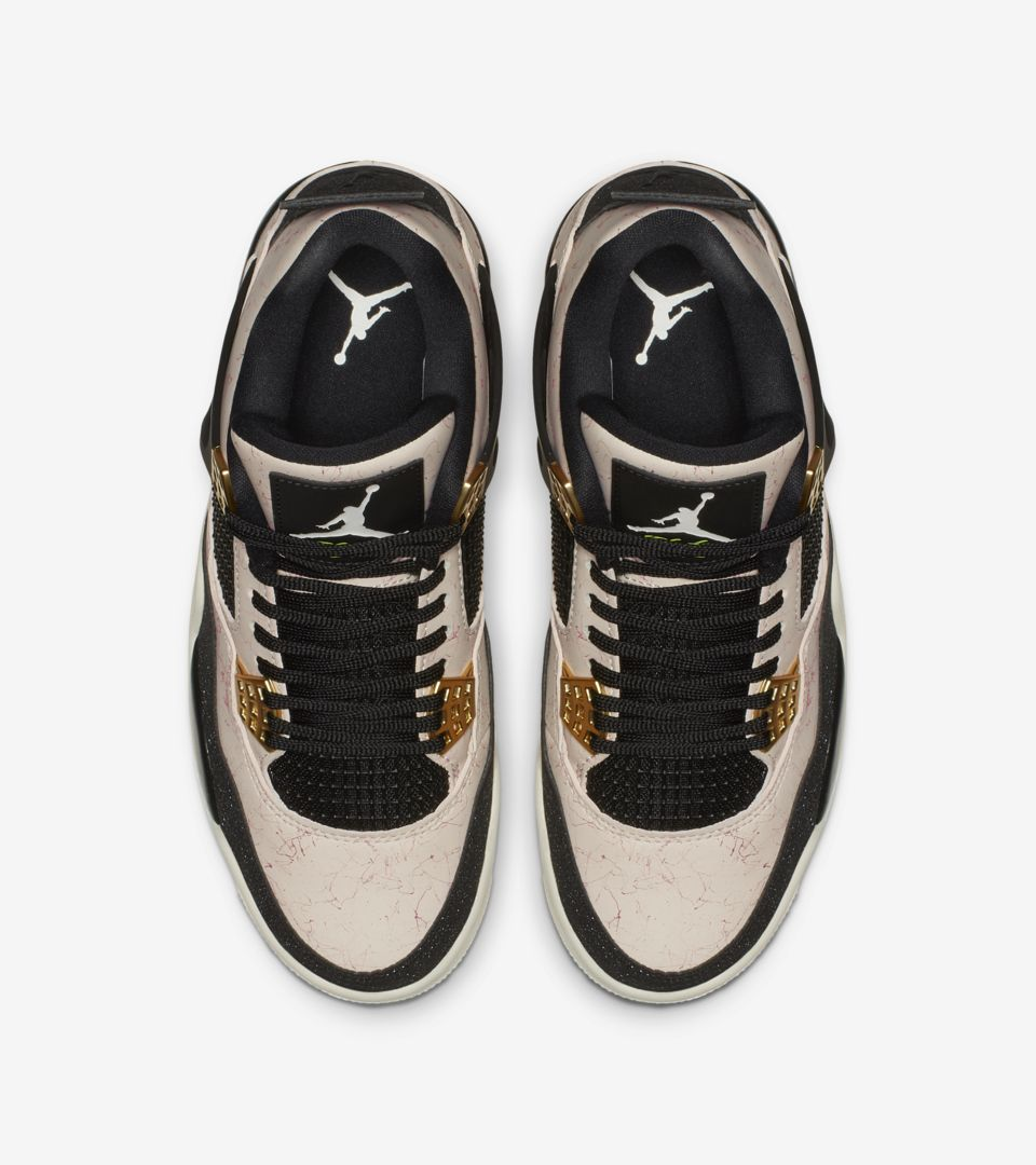 Women's Air 4 Jordan Pack Release Date 'stilstone Red' Splatter Nike 0PkXOw8n