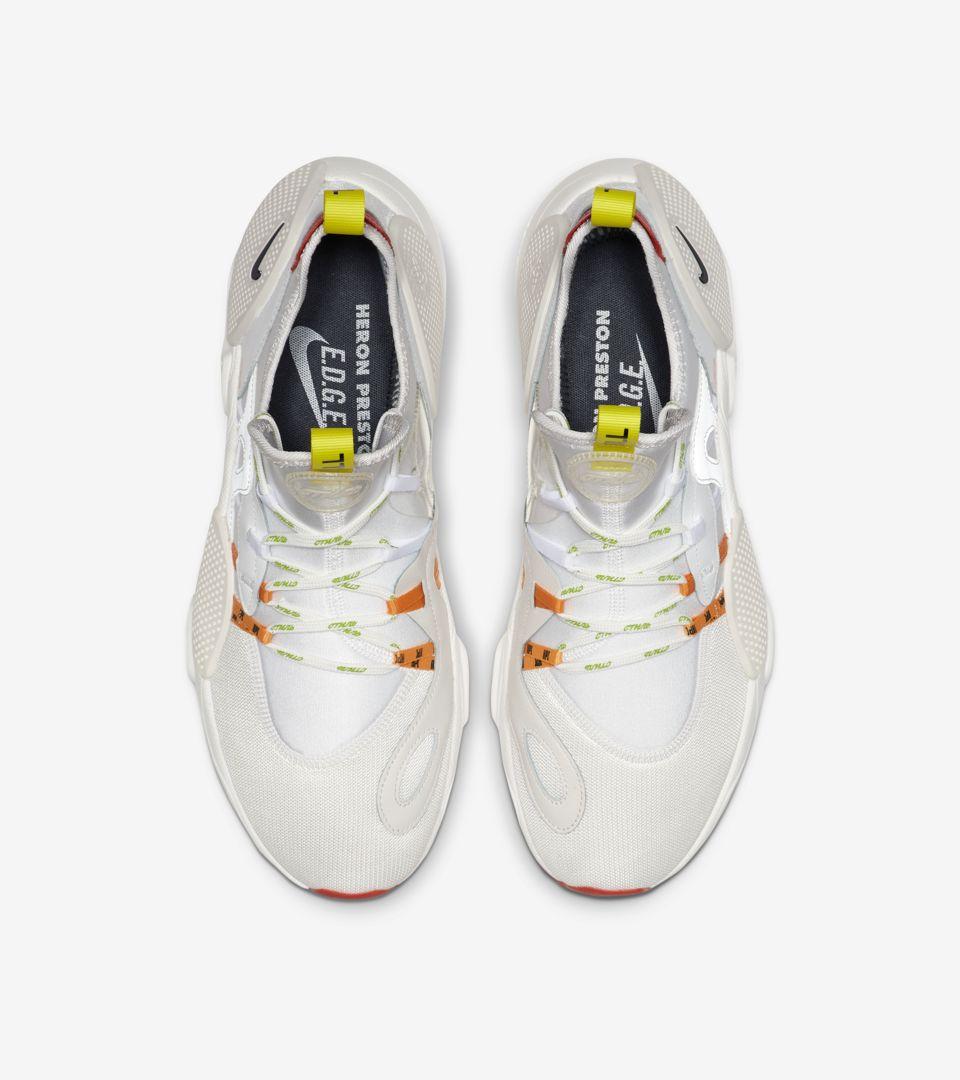 70b3896d9dec Nike Huarache E.D.G.E.  Heron Preston  Release Date. Nike+ Launch NL