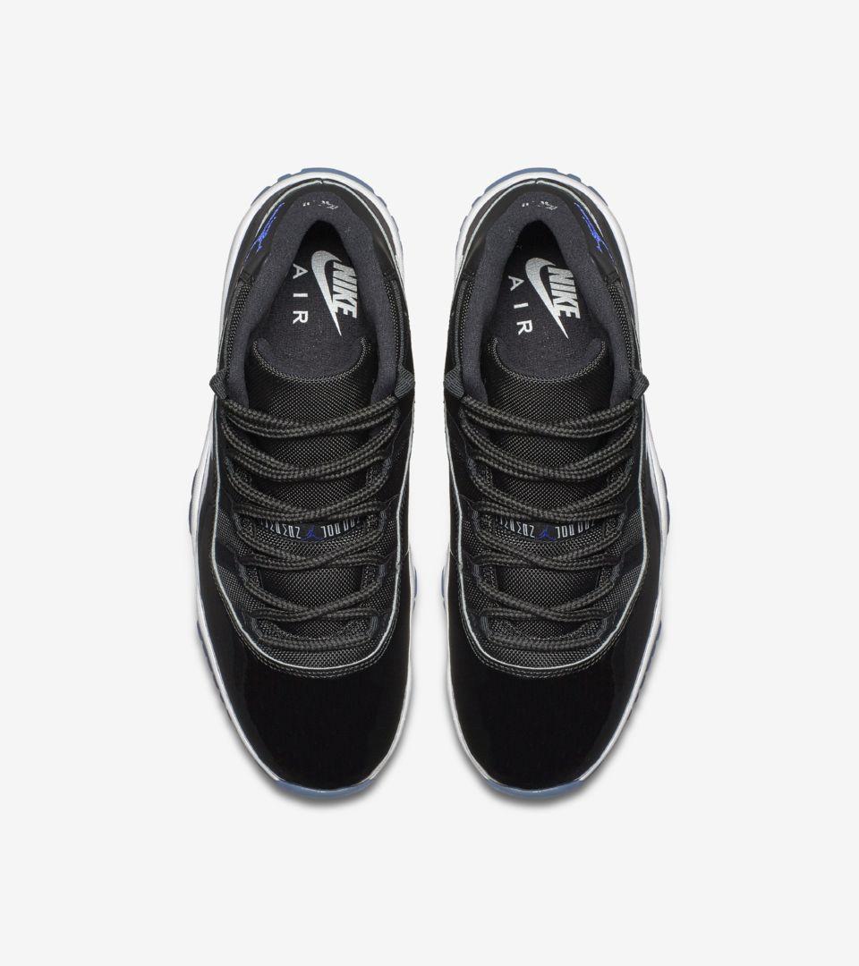 new arrivals 2163e f369a Air Jordan 11 Retro 'Black & Concord-White' Release Date ...