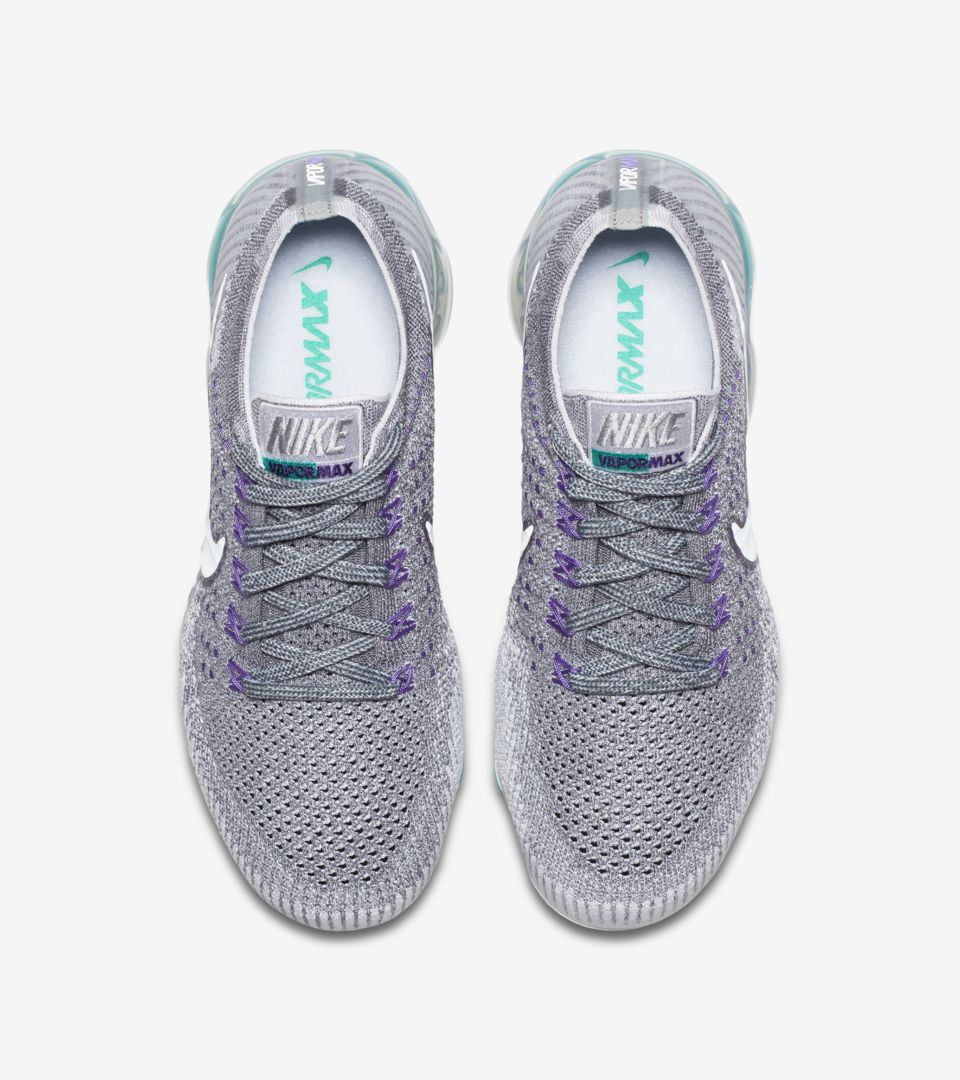 d86c8ee69f8bb Nike Women s Air Vapormax 95 OG  Pure Platinum   Wolf Grey  Release ...