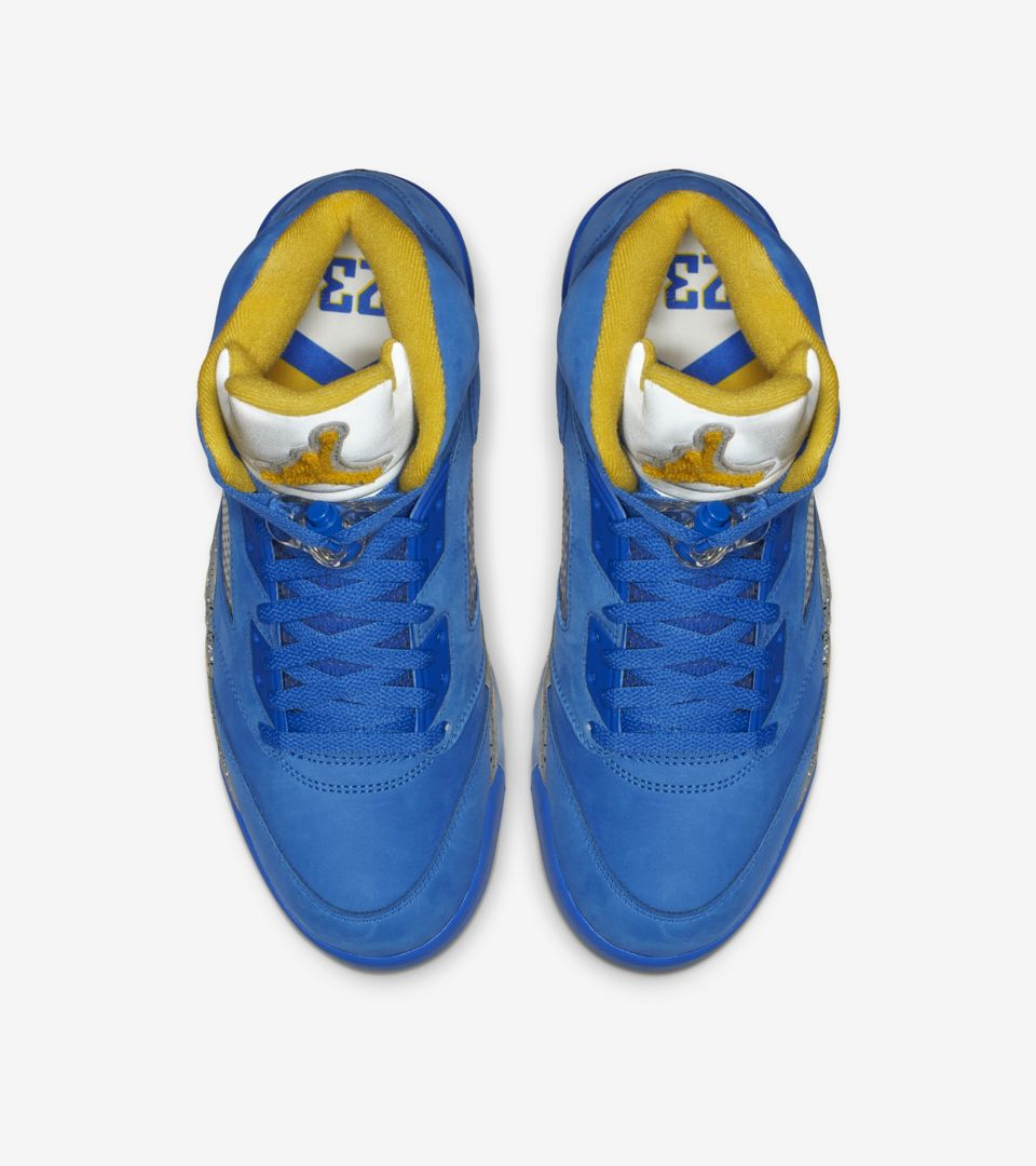 Air Jordan 5 'Varsity Royal' Release Date