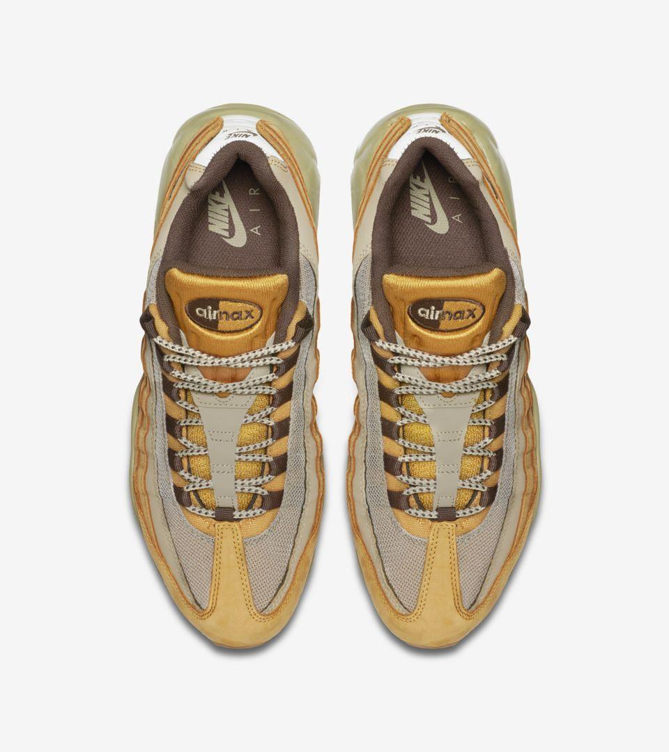 Nike Air Max 95 Premium Bronze Wheat | Nike | Sole Collector