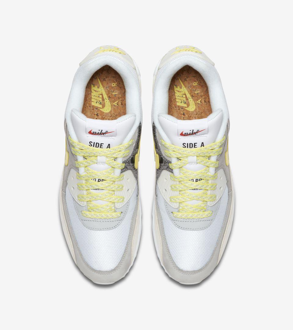 Air Max 90 'Side A' releasedatum. NikePlus SNEAKRS BE