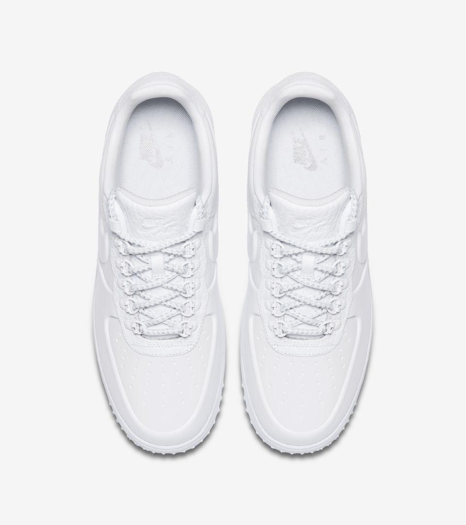 761a8de4ada Nike Lunar Force 1 Duckboot Low 'Triple White' Release Date. Nike+ ...
