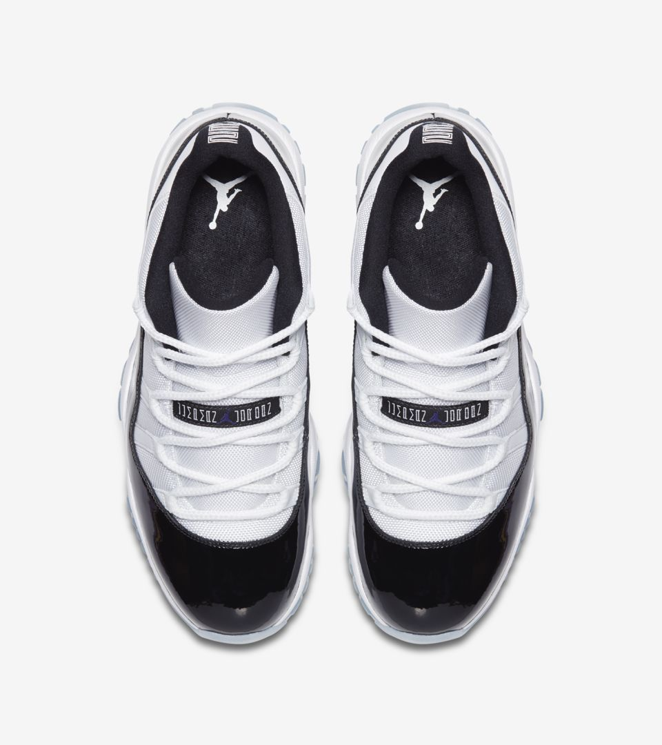 c1bc80539bbba8 Air Jordan 11 Retro Low  Concord . Release Date. Nike+ SNKRS