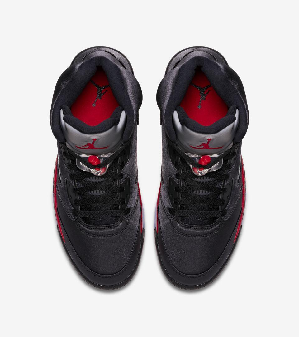 pick up 0cba7 8e582 ... Air Jordan 5  Black   University Red  ...