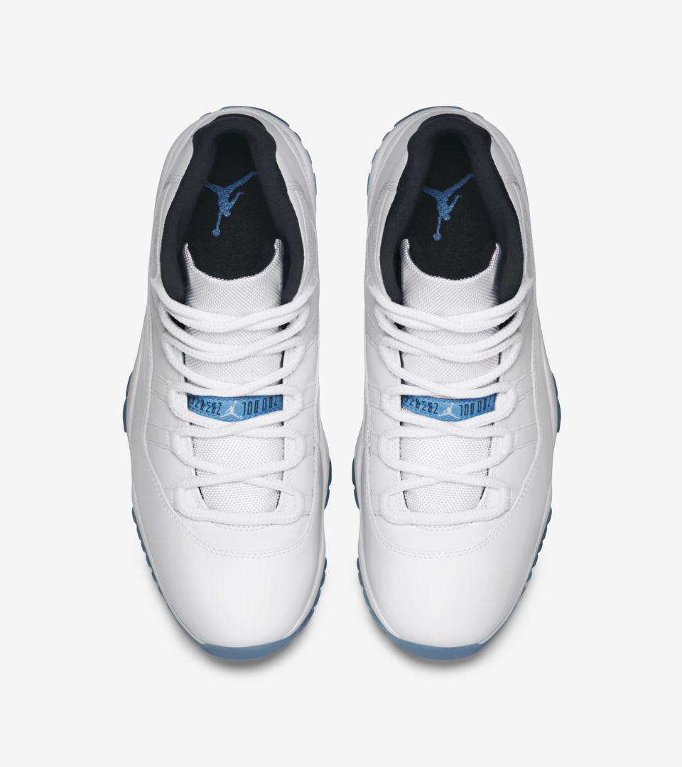 4d1fc7b87c9d33 Air Jordan 11 Retro  Legend Blue  Release Date. Nike+ SNKRS