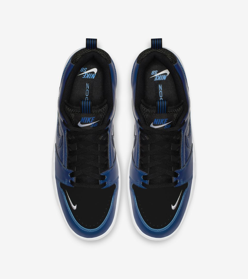 sale uk good quality attractive price Nike SB Air Force 2 Low Air Foamposite One 'Rivals Pack ...