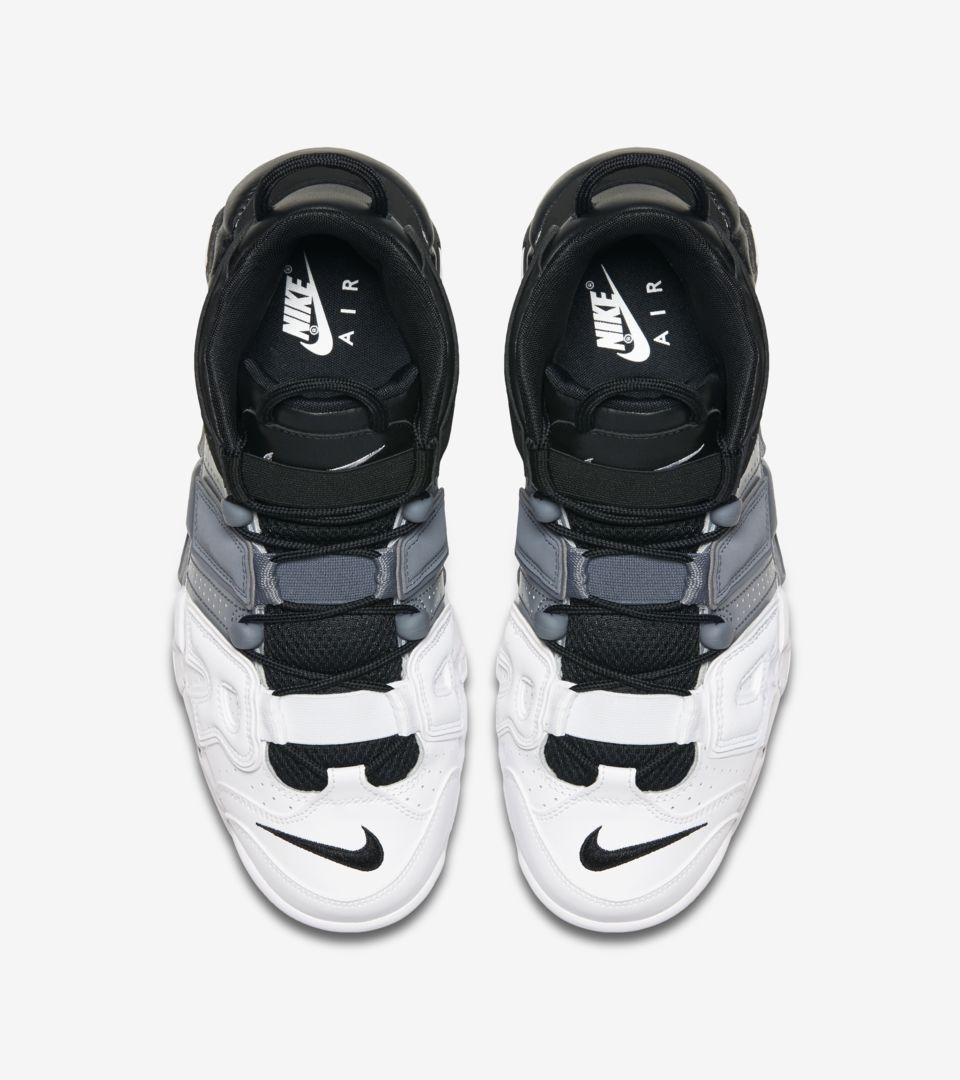 6531fb3371 Nike Air More Uptempo '96 'Black & White & Cool Grey'. Nike ...