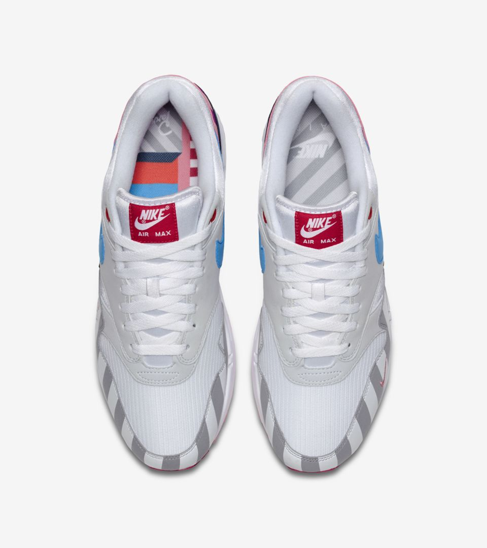 timeless design cf4aa 25f9c Nike Air Max 1 'Parra' 2018 Release Date.. Nike⁠+ SNKRS