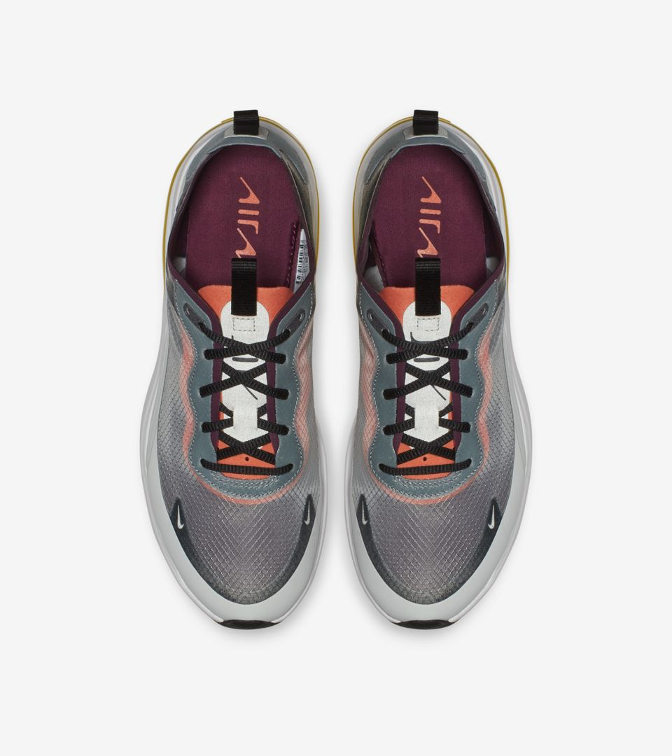 Women's Air Max Dia 'Aviator Grey & Off White & Deep Jungle' Release Date