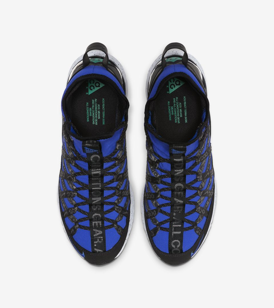 Nike ACG React Terra Gobe 'Hyper Royal' Release Date