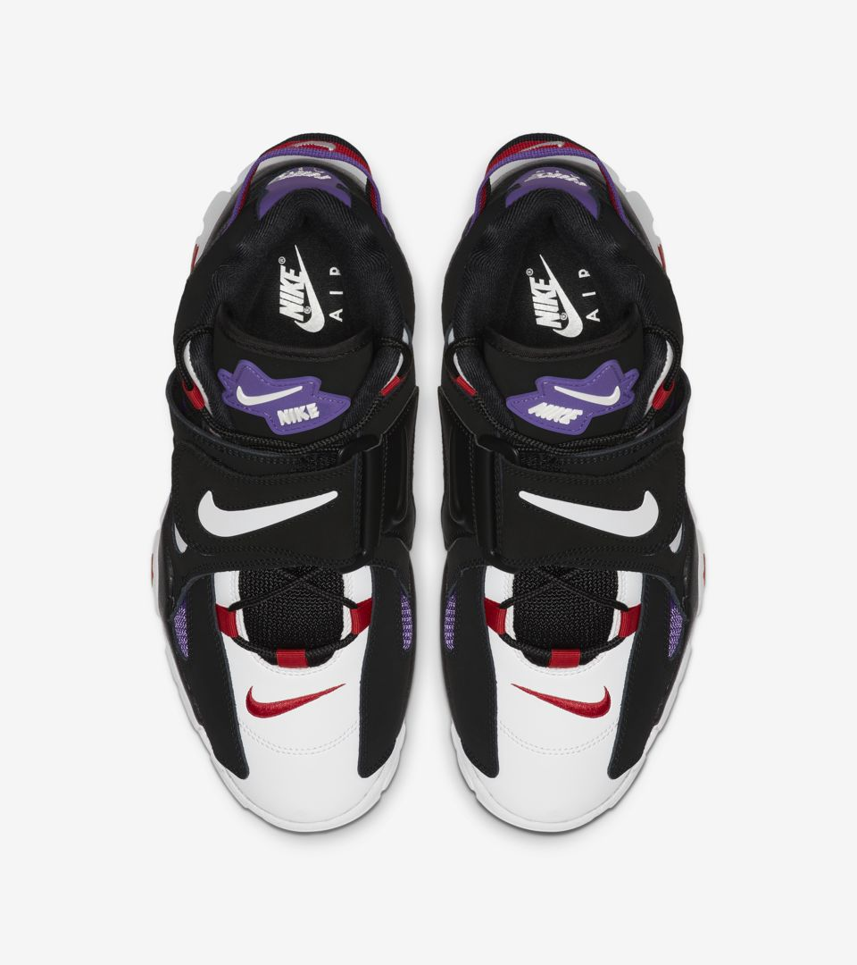 Air Barrage 'Hyper Grape' Release Date. Nike SNKRS