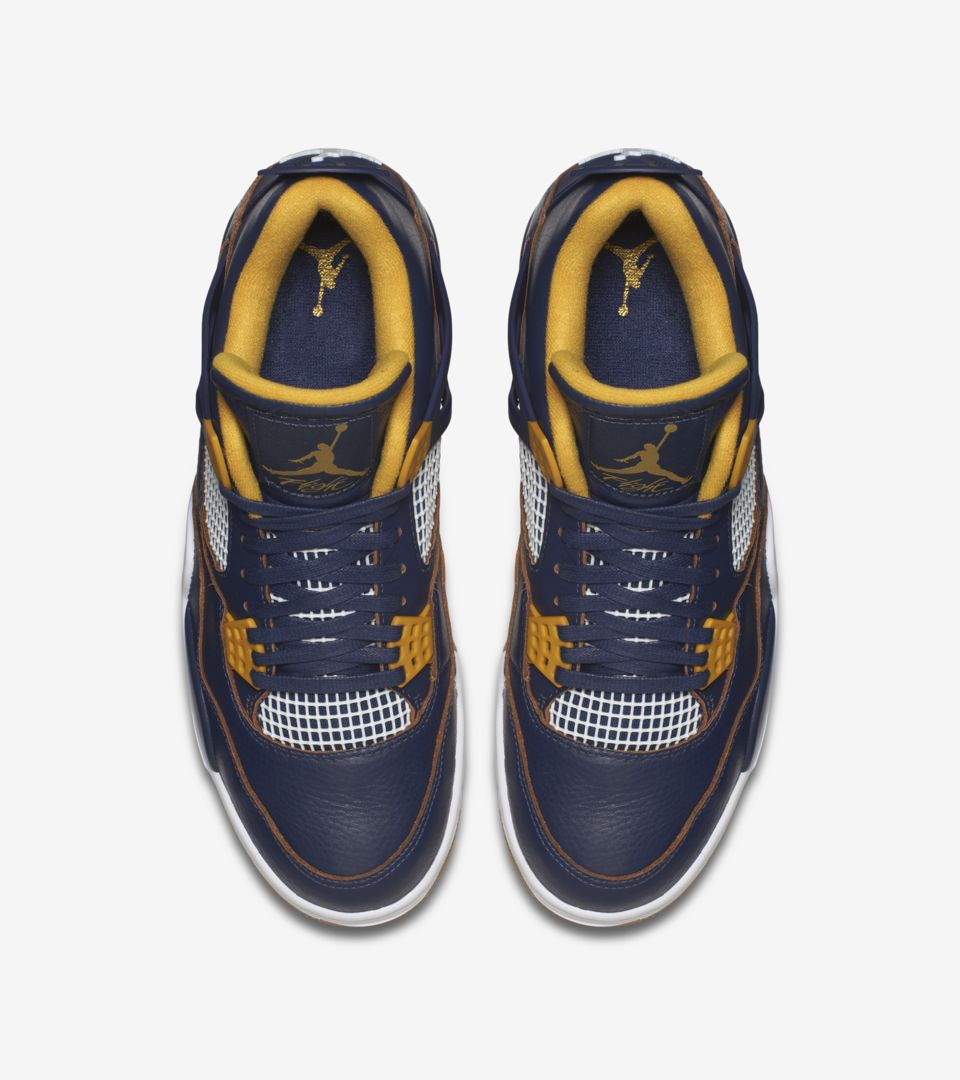 79e29176d4adee Air Jordan 4 Retro  Dunk From Above  Release Date. Nike⁠+ SNKRS