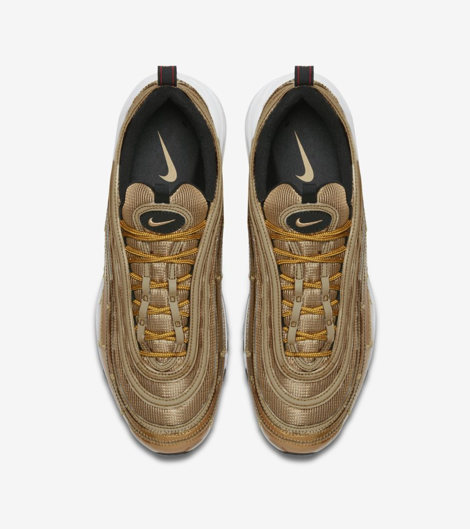 568269a8e88 Nike Air Max 97 CR7  Golden Patchwork  Release Date. Nike⁠+ Launch GB